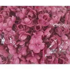 Vahvlikaunistus ROOS keskmine lilla 100tk